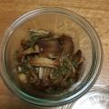 白菜漬けを作ってみました