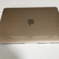 macbook デビューしました